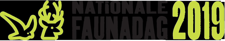Logo Nationale Faunadag 2019
